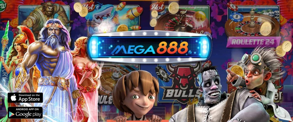 Mega888 Online Slots Superstitions in 2020