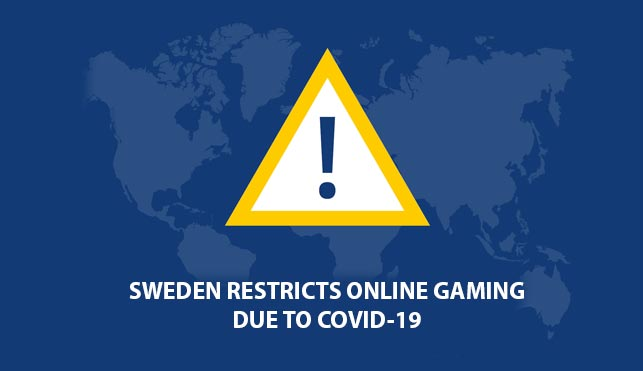 Swedish Government Approves To Introduce Temporary Online Casino Limits