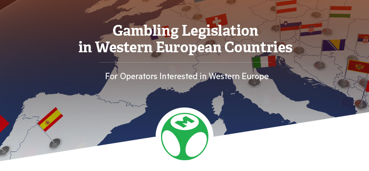 Western Countries That Allow Legal Online Casino And Gambling